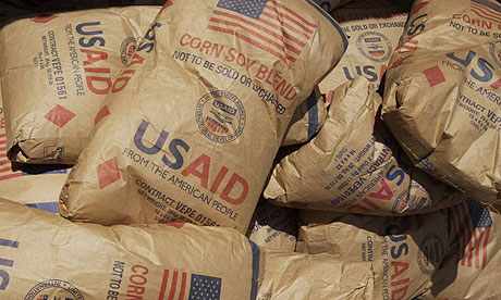 USAID Food Bag